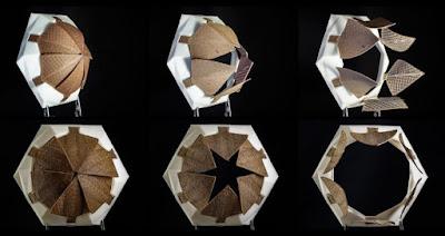 Desenvolupada la primera impressió 4-D amb ceràmica