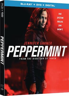 ผลการค้นหารูปภาพสำหรับ peppermint movie blu ray
