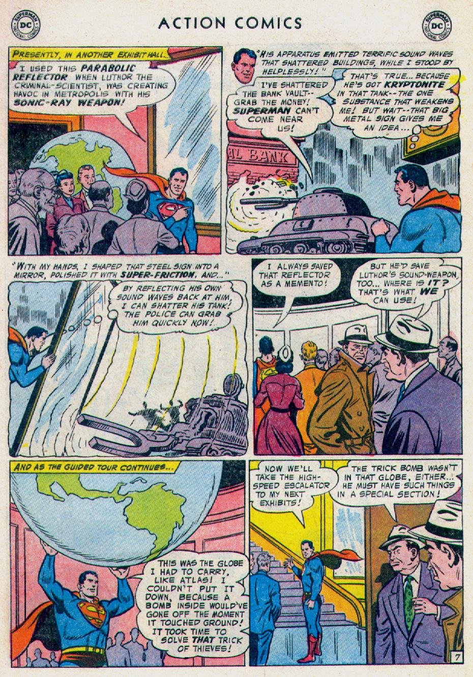 Read online Action Comics (1938) comic -  Issue #228 - 9