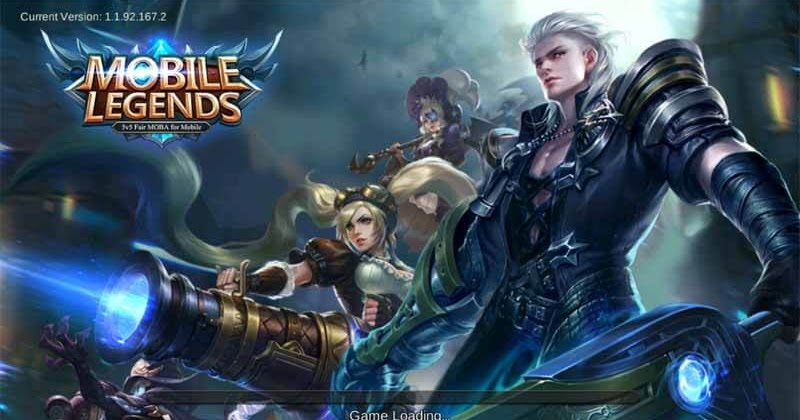 Mobile Legends Recharge