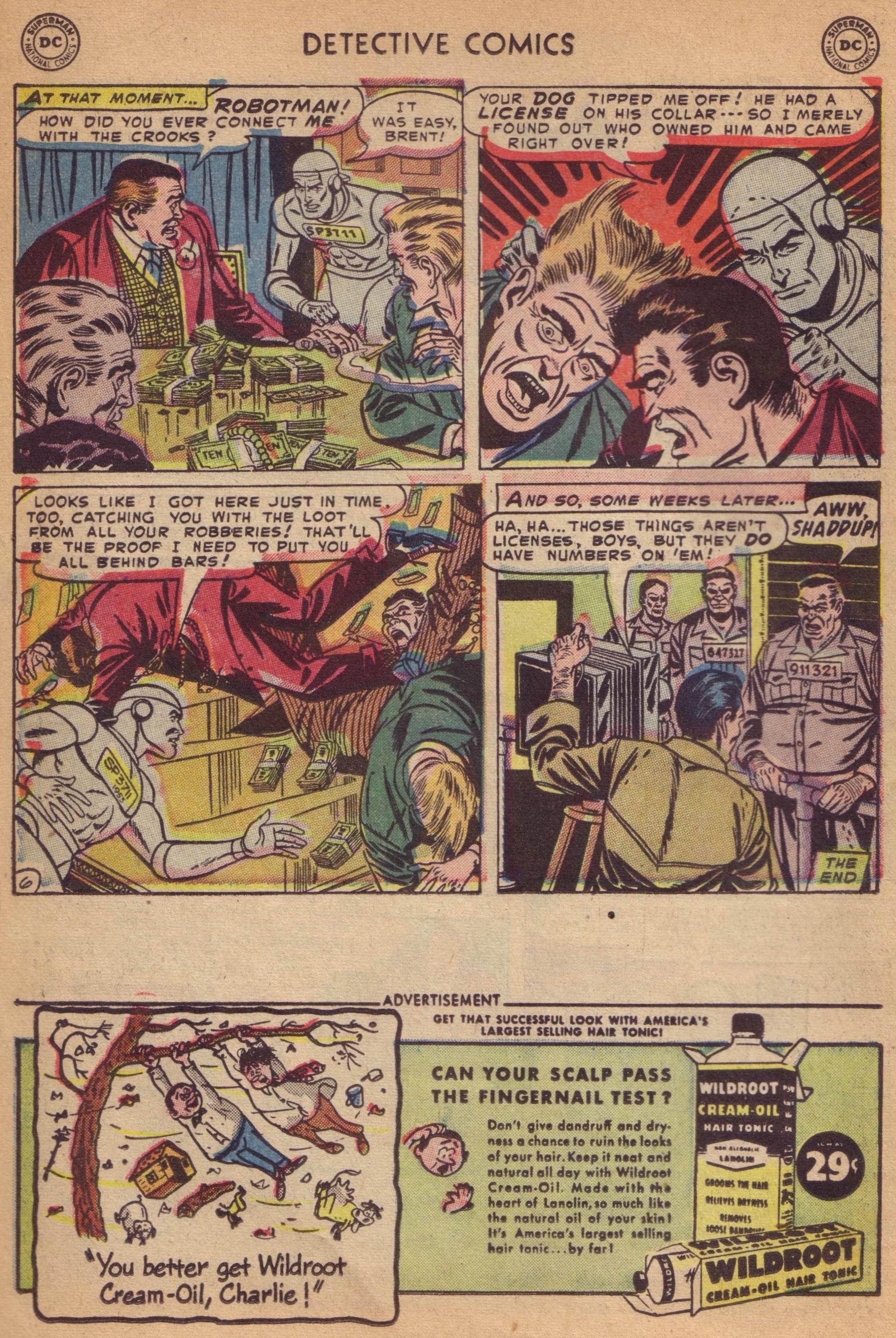 Read online Detective Comics (1937) comic -  Issue #197 - 30