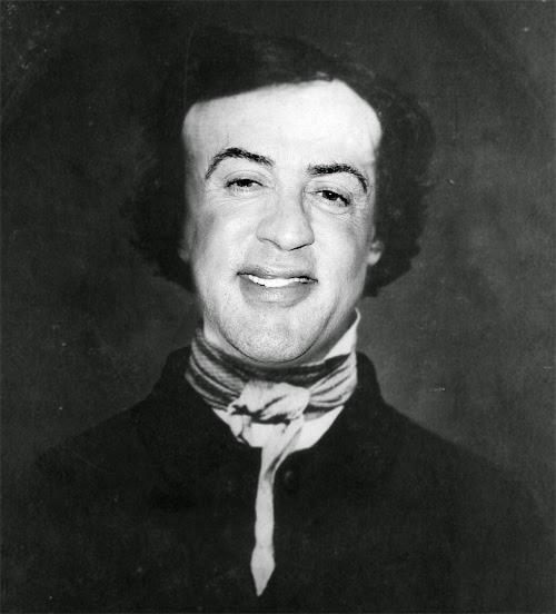 StalloneEdgar Et Chose Une « Corbeau »Sylvester Allan Poe Un Y6gybf7