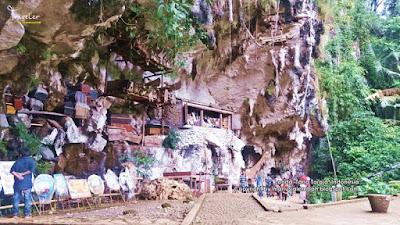 Kuburan Londa - Menyusuri Gua Pemakaman Bangsawan Tana Toraja