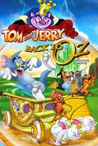 Film Tom & Jerry Back to Oz 2016