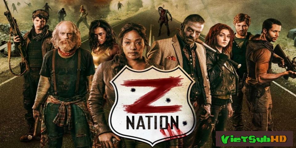 Phim Cuộc Chiến Zombie (phần 3) Hoàn Tất (14/14) VietSub HD | Z Nation (season 3) 2016