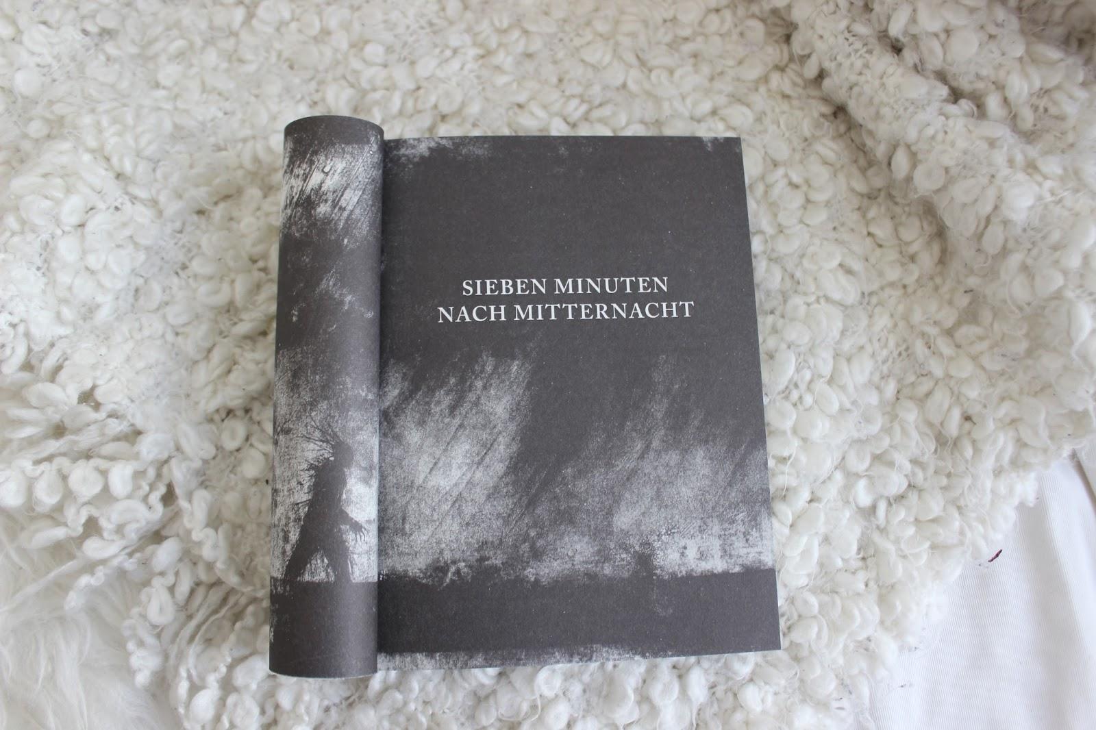 Sieben Minuten Nach Mitternacht Buch
