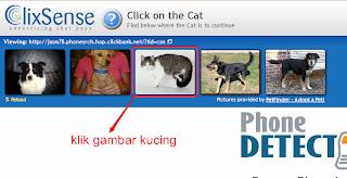 silahkan anda klik gambar kucing untuk mendapatkan uang dollarnya