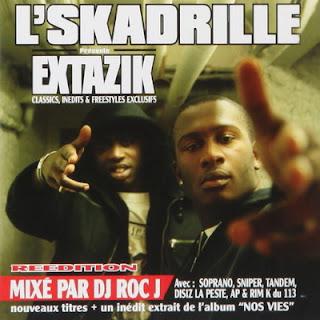 L'skadrille - Extazik (2004) WAV+320