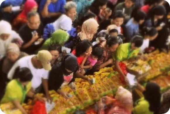 Pemda Biak Numfor Gelar Pasar Murah Ramadhan