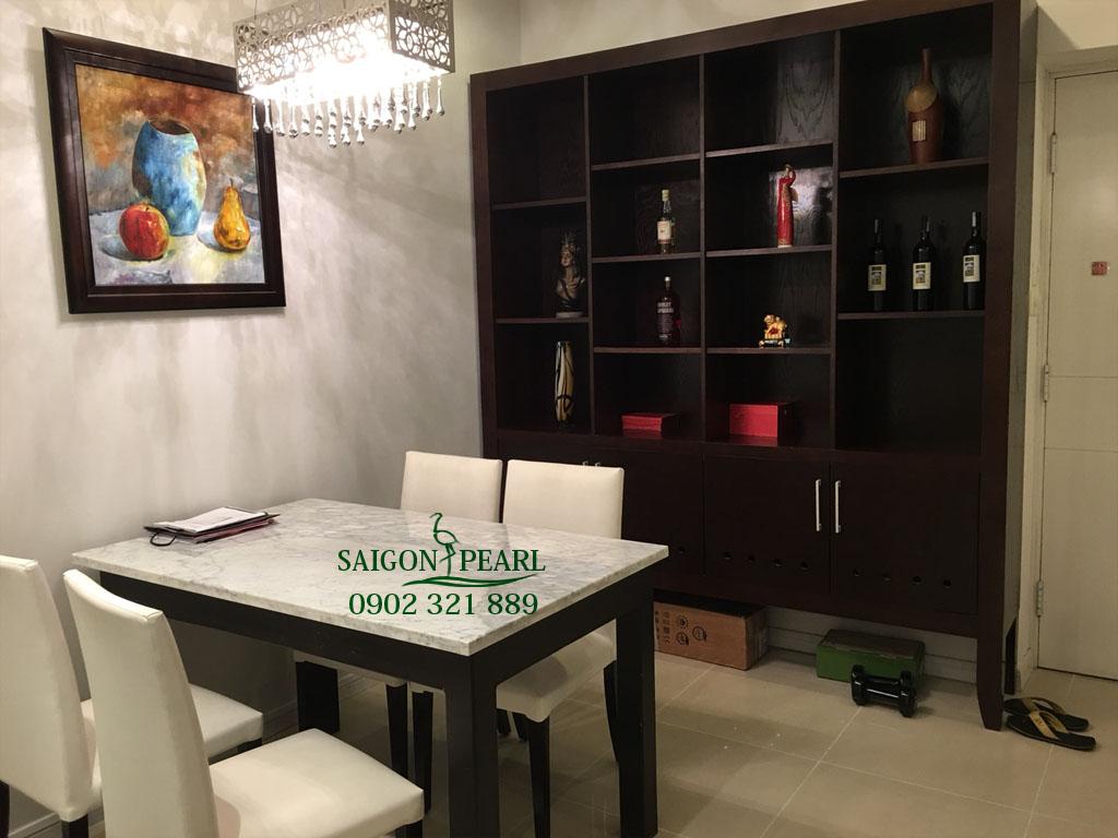 Saigon Pearl Topaz 1 cần cho thuê căn hộ 86m2 tầng cao giá tốt - hinh 8