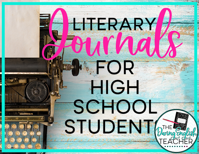 Literary Journals for High School Students