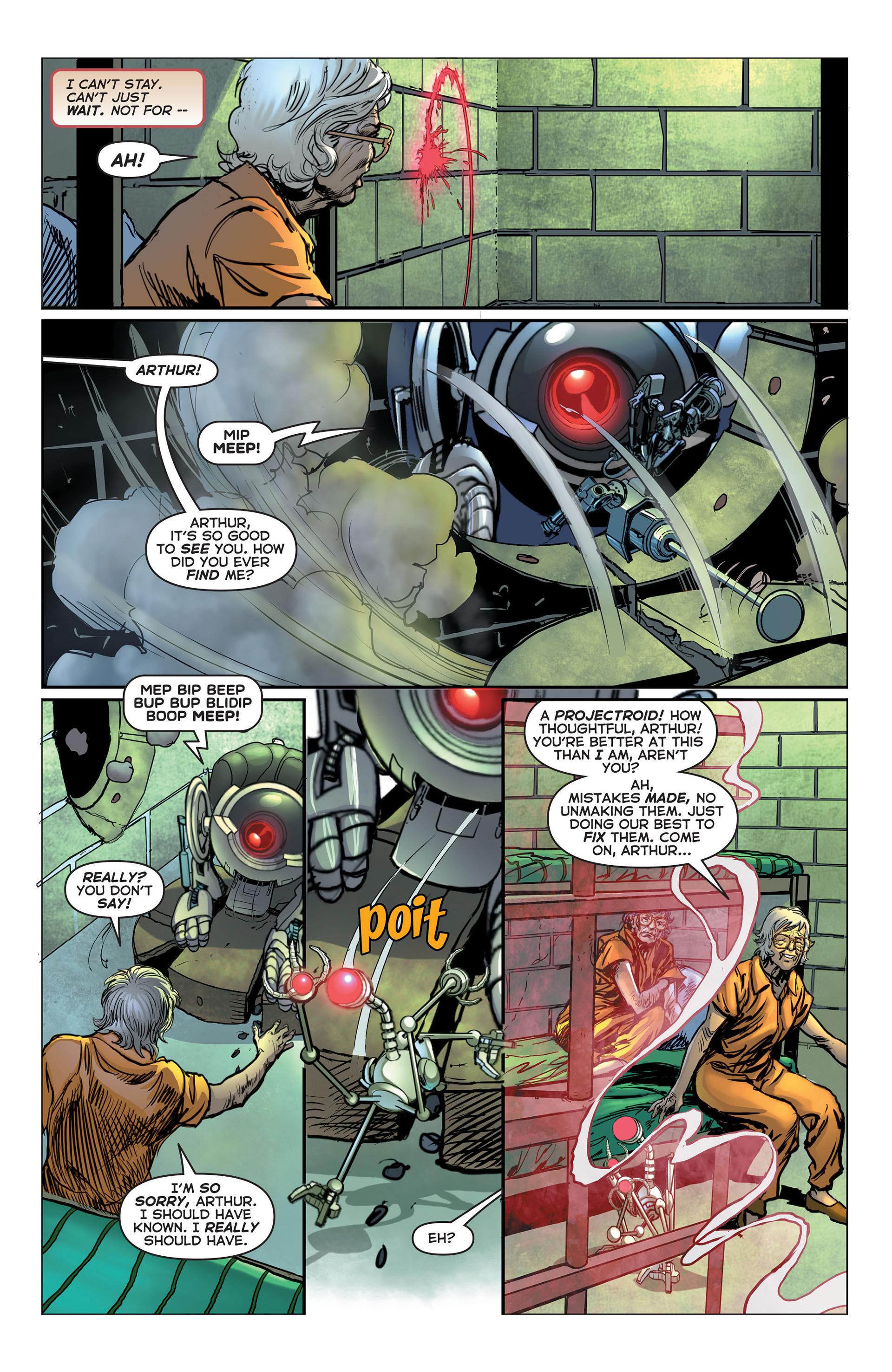 Read online Astro City comic -  Issue #15 - 8