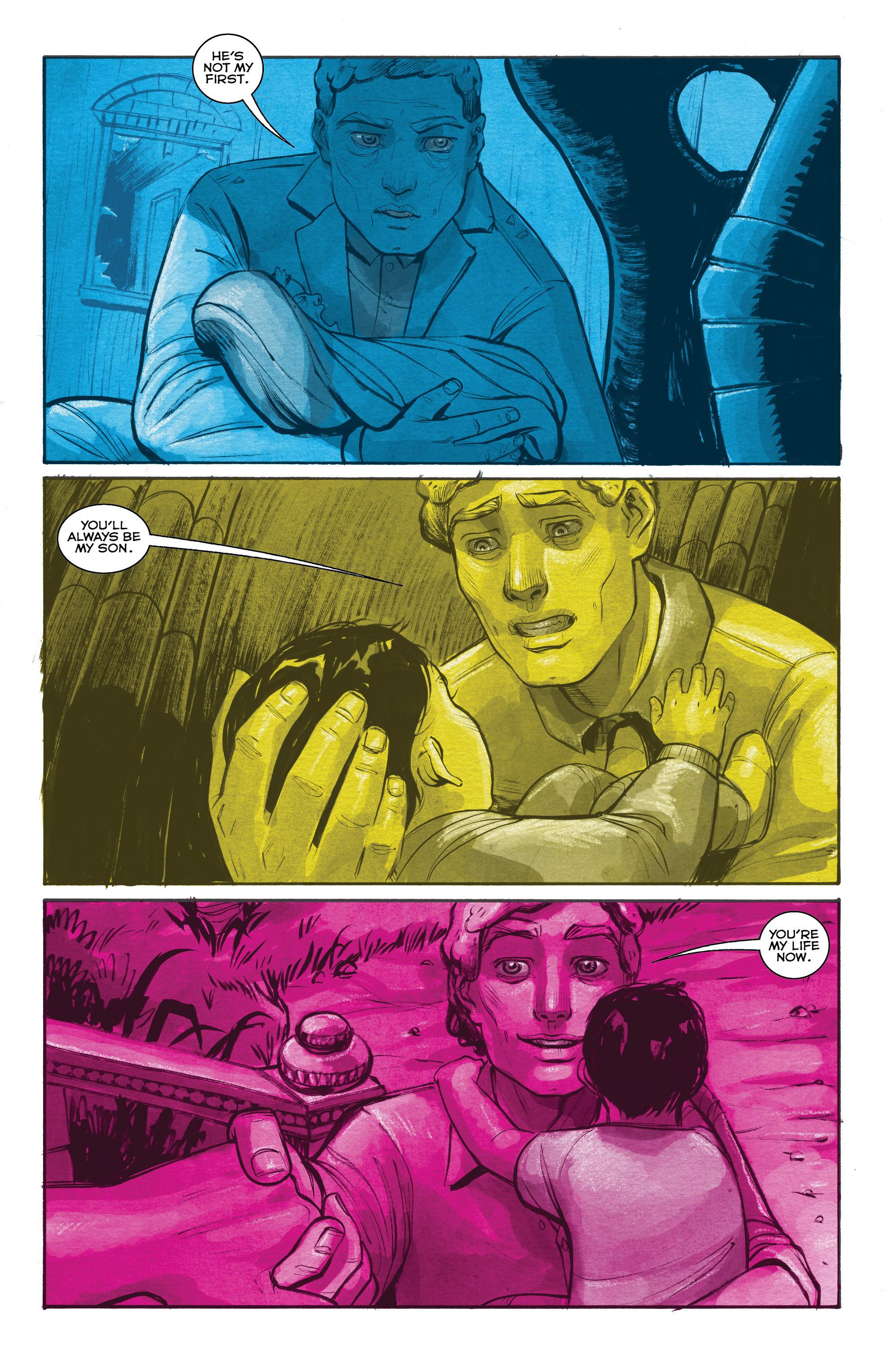 Read online Shutter comic -  Issue #19 - 10