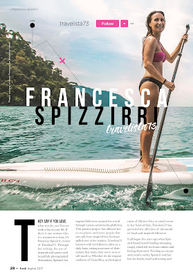 Check out my feature in @fredimagazine as one of the Top Social Influencers!