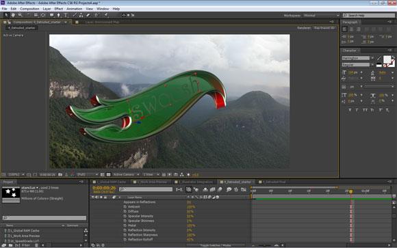 Adobe After Effects CS6 11 0 2 12 Include Crack Keygen