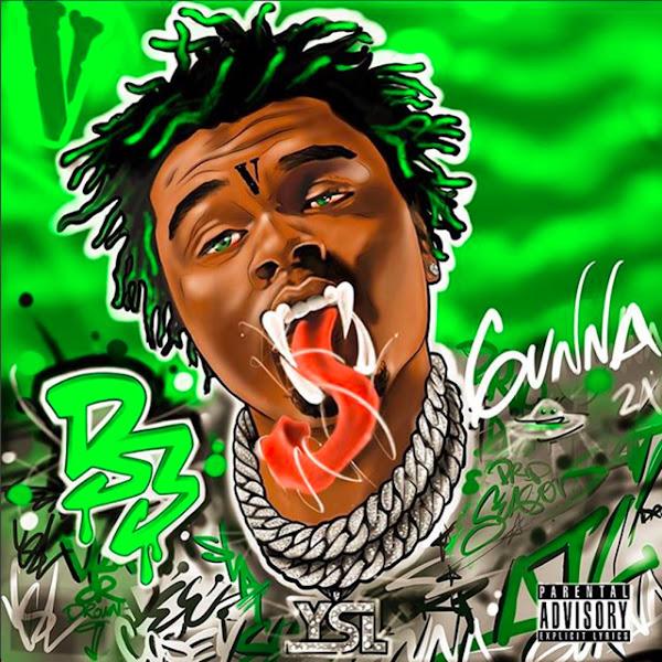 Gunna - Drip Season 3 Cover