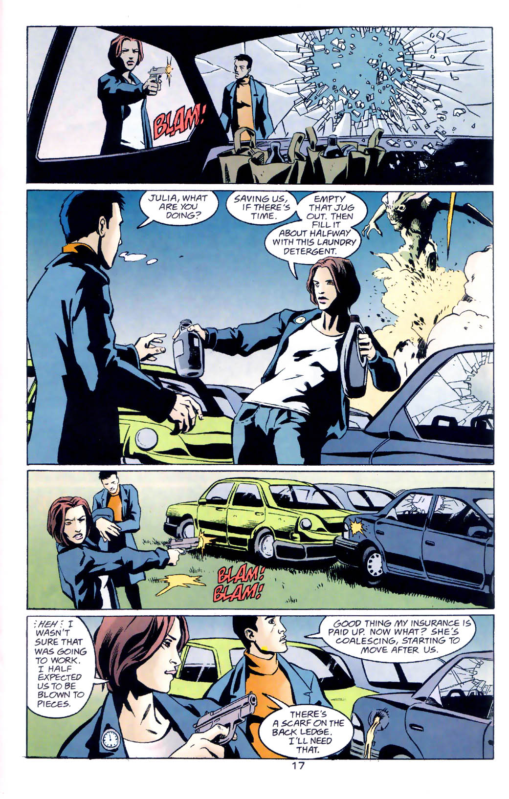 Read online Midnight, Mass comic -  Issue #5 - 18