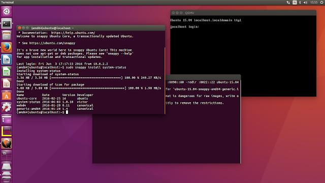 Agora é vez do Ubuntu Core Snappy, saiba como instalar o Ubuntu Core! Se você já espera pelo Ubuntu Core e quer experimentar, chegou a hora!