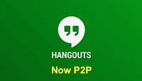 Google Hangout P2P image