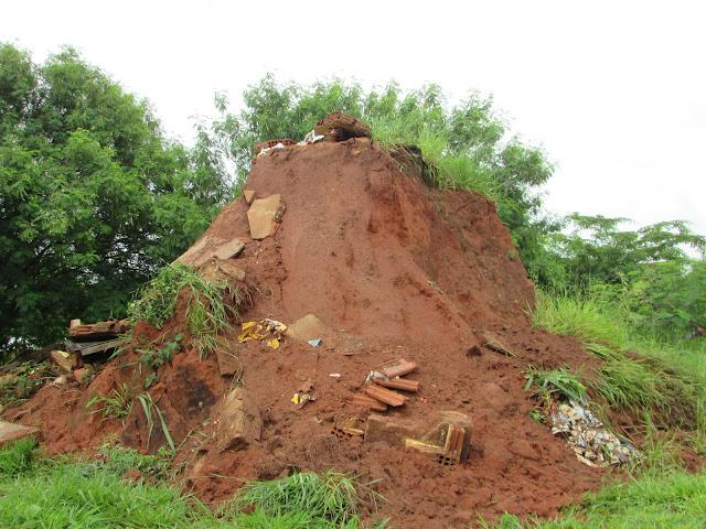 Capelinha da COHAB começa a ser reconstruída em Cajobi