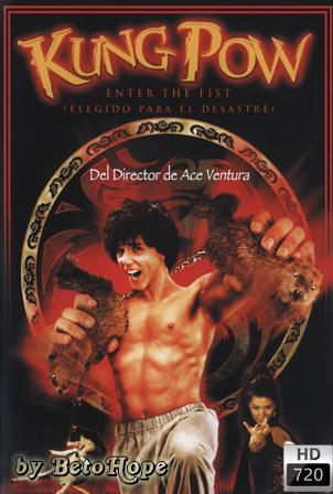 Kung Pow: Elegido Para El Desastre 2002 [720p] [Latino-Ingles] HD 1080P [Google Drive] GloboTV