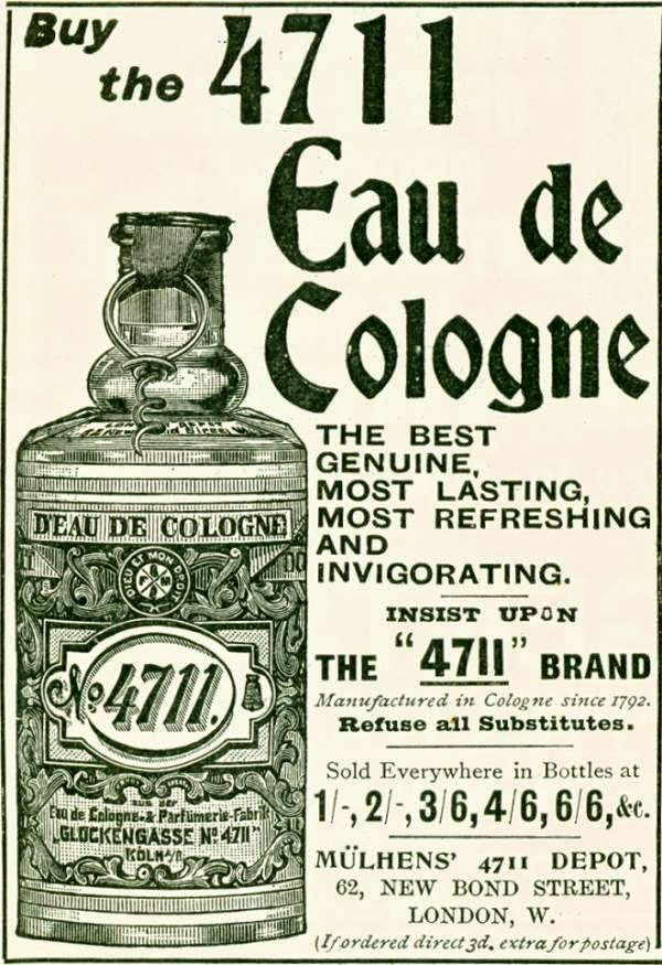 Lost John's : Eau de Cologne - No. 4711