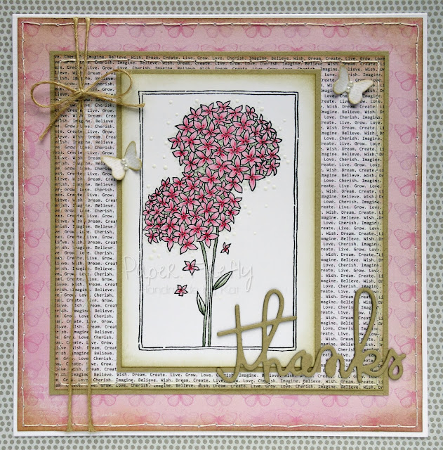 Pink allium card (image from LOTV)