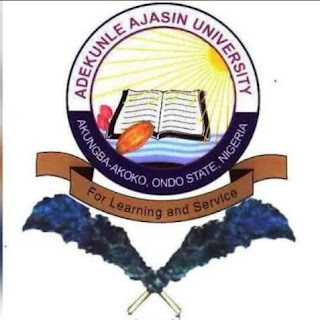 AAUA 2018/2019 First Batch Admission List