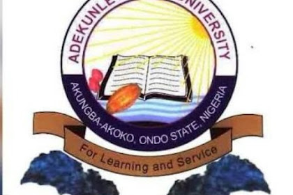 AAUA 2018/2019 First Batch Admission List Is Out Now - Check Here