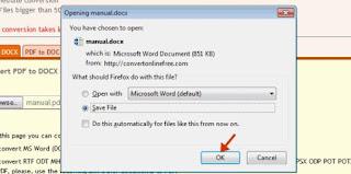 Cara Mudah Mengubah File PDF ke Microsoft Word