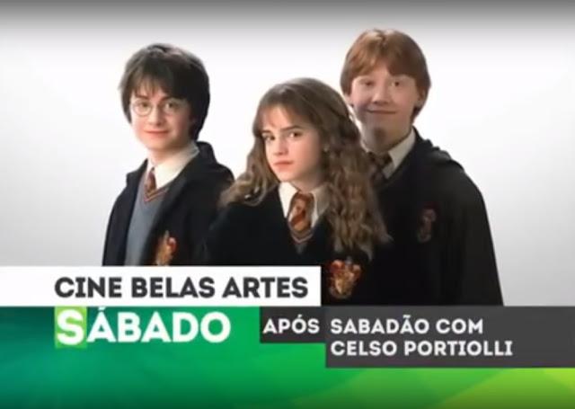 Notas OFB #1 | RUIM: SBT não exibiu 'Harry Potter' em 2017 | Ordem da Fênix Brasileira