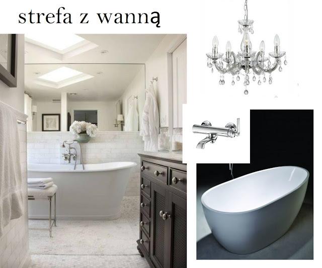 łazienka projekt łazienki bathroom retro bathroom łazienka inspiracje