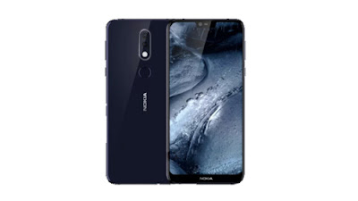 Presented Nokia 7.1 Plus with Unofficial Images