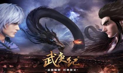 Wu Geng Ji Episódio 29