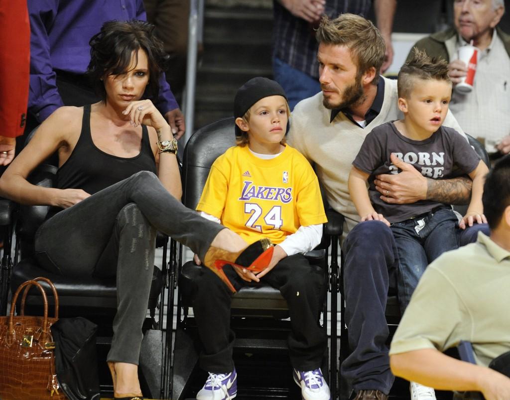 David+Beckham+Wife+Victoria+Beckham+2013 4