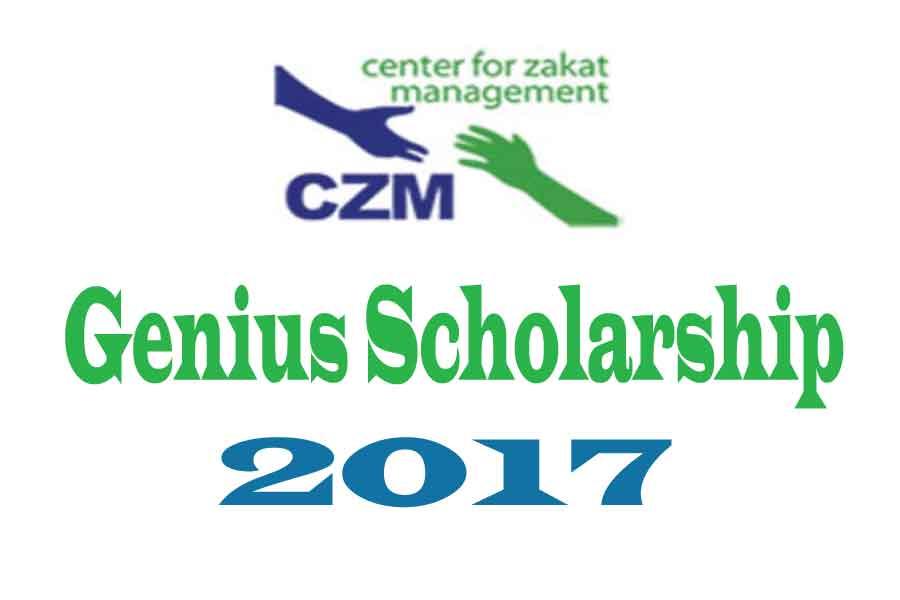 czm genius scholarship 2017 for university medical engineering