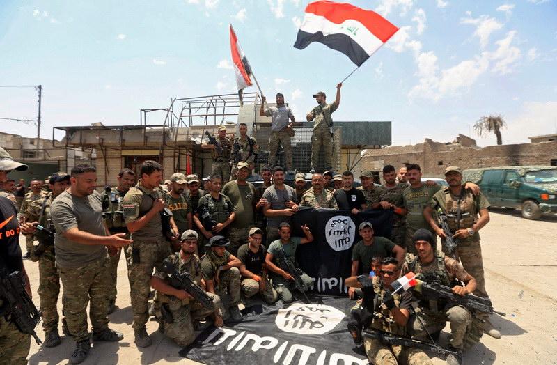 Απελευθερώθηκε η Μοσούλη από τον έλεγχο του Ισλαμικού Κράτους
