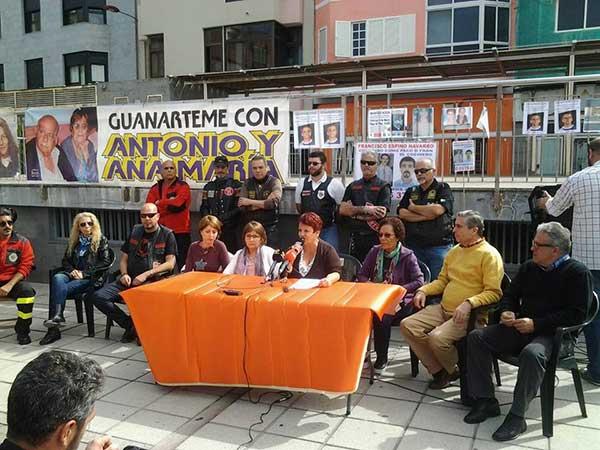 Detenido presunto asesino matrimonio Guanarteme