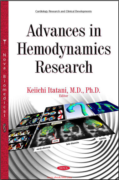 Advances in Hemodynamic Research (Cardiology Research and Clinical Developments)(Aug 30, 2015)