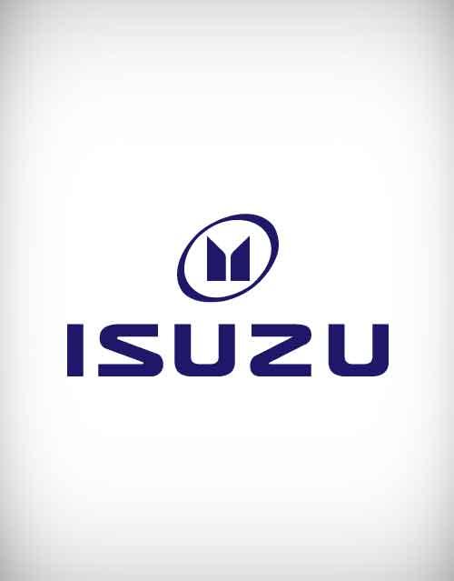 isuzu vector logo - designway4u