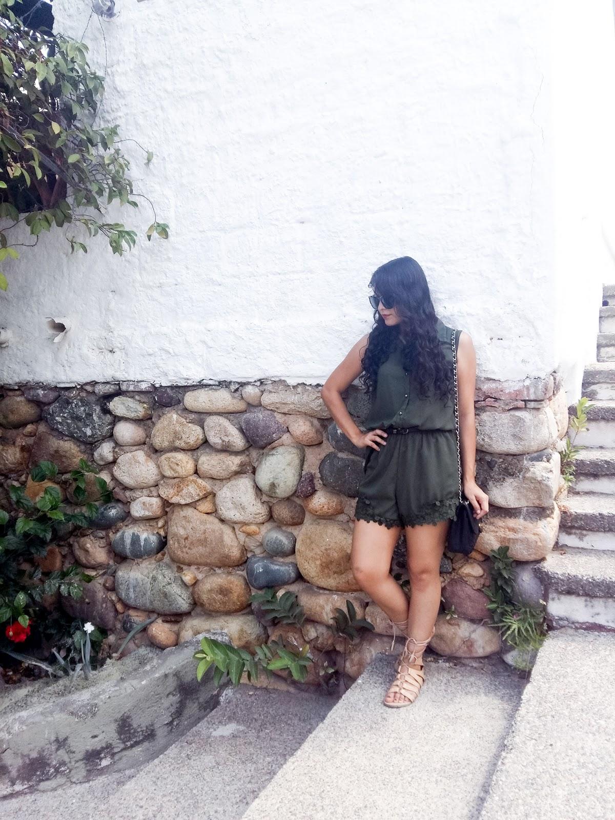 Mamá Fashionista ootd puerto vallarta meyrilu blog outfit casual
