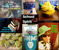 Blog With Friends, a multiblogger collaboration. One theme, a diverse group of projects and information.| August theme: School Spirit | www.BakingInATornado.com | #MyGraphics