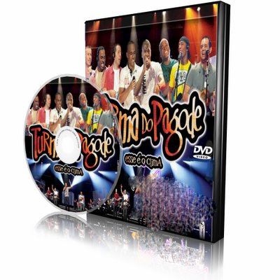 DVD Turma do Pagode – Esse é o Clima (2010)