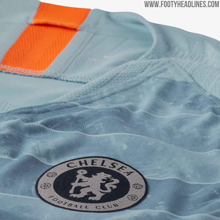 buy popular d10cb d916d Nike Chelsea 18-19 Third Kit Released - Footy Headlines