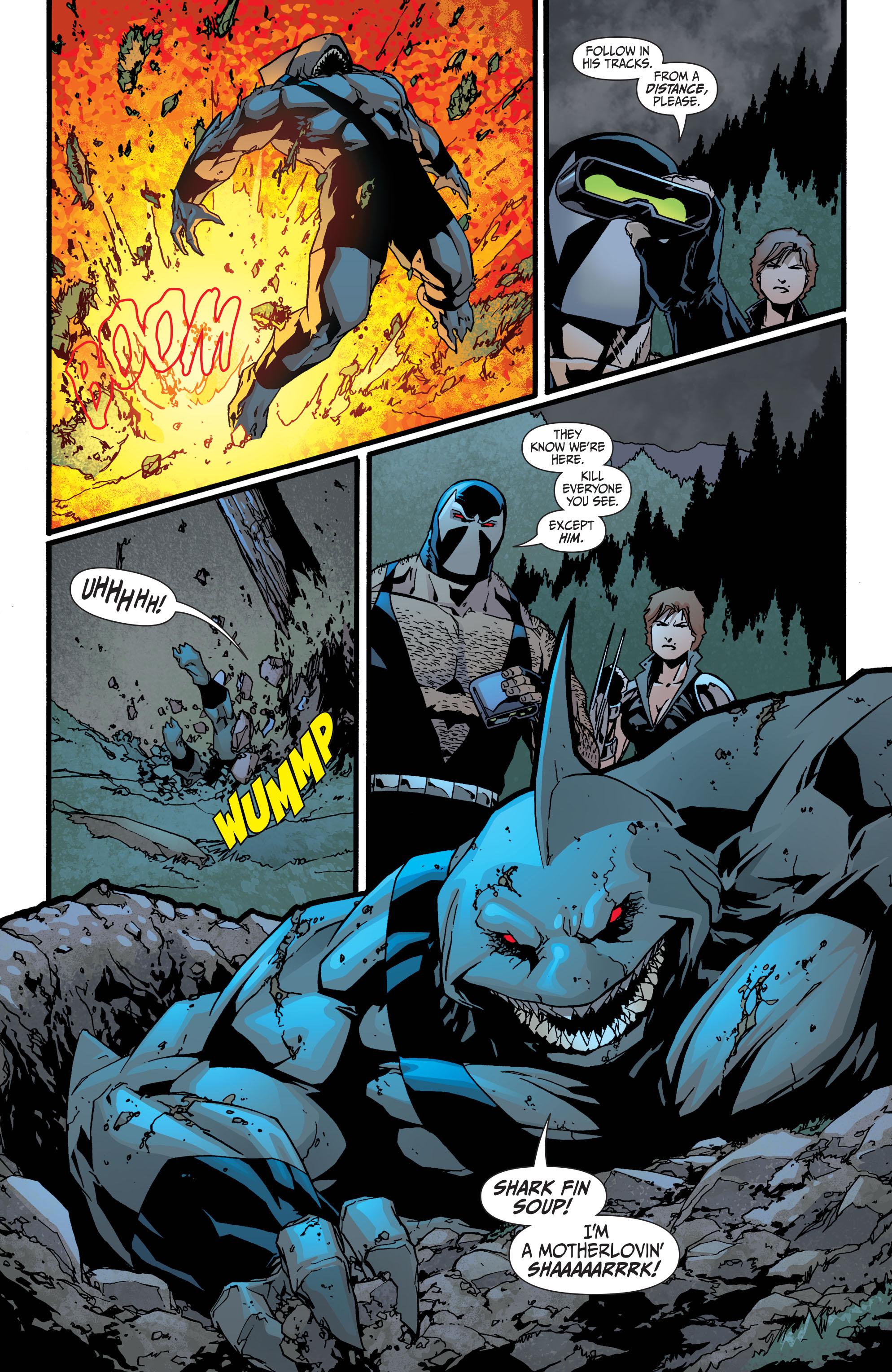 Read online Secret Six (2008) comic -  Issue #35 - 14