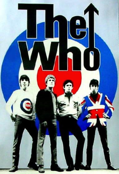 Poster de The Who