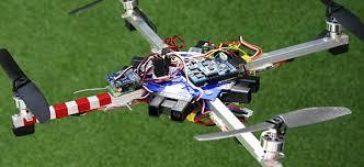Réalisation d'une drone