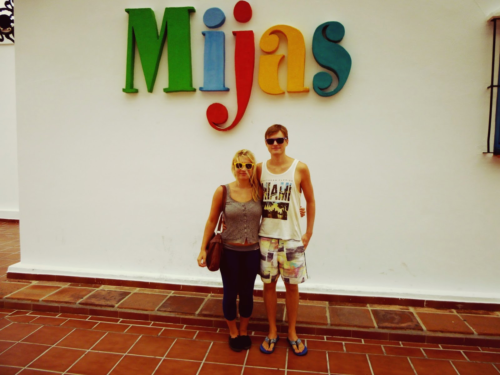mijas sign