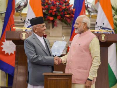 India, Nepal Decide to Develop Inland Waterways