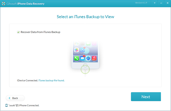 Extract Wallpaper From Iphone Backup How To Recover Lost Iphone Ipad Data After Ios 12 Update